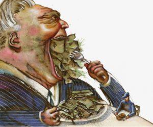 ricchezza e disuguaglianza