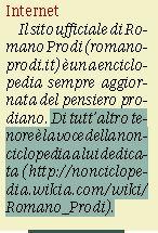 romano prodi giornale 2