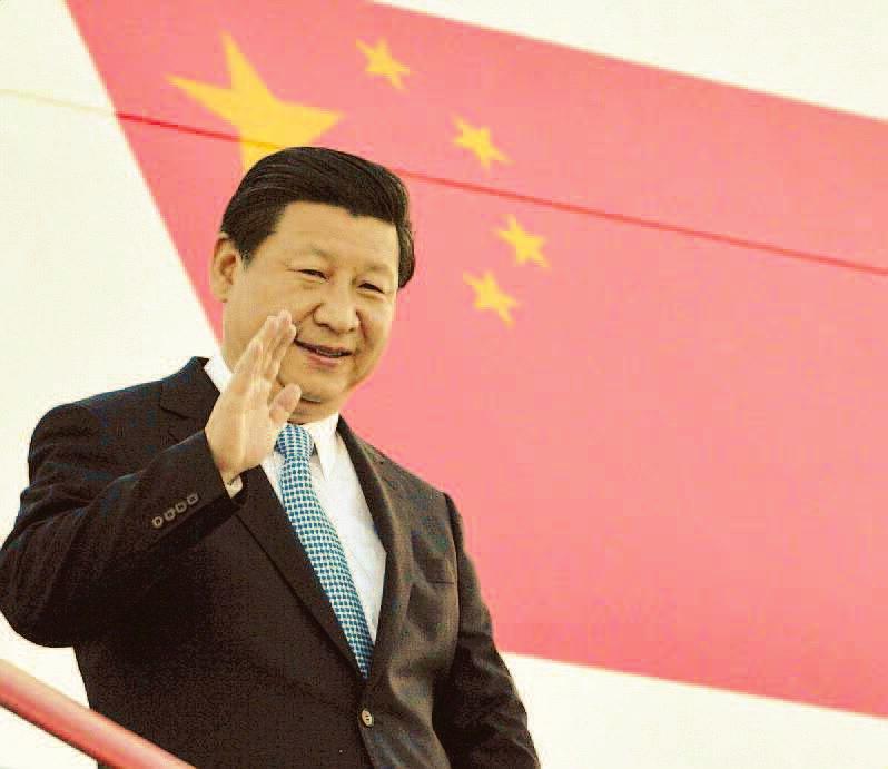 Il presidente della Cina