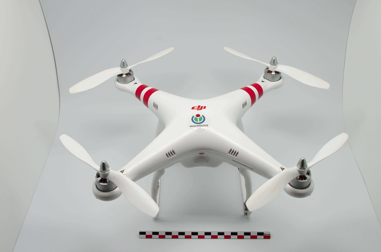 WMCH Drone - Echelle