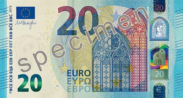 bce 20 euro
