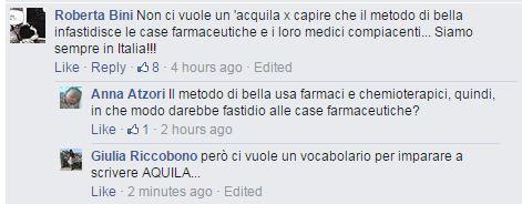 È proprio vero, le aquile non volano a stormi (via Facebook.com)