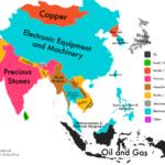 esportazioni asia