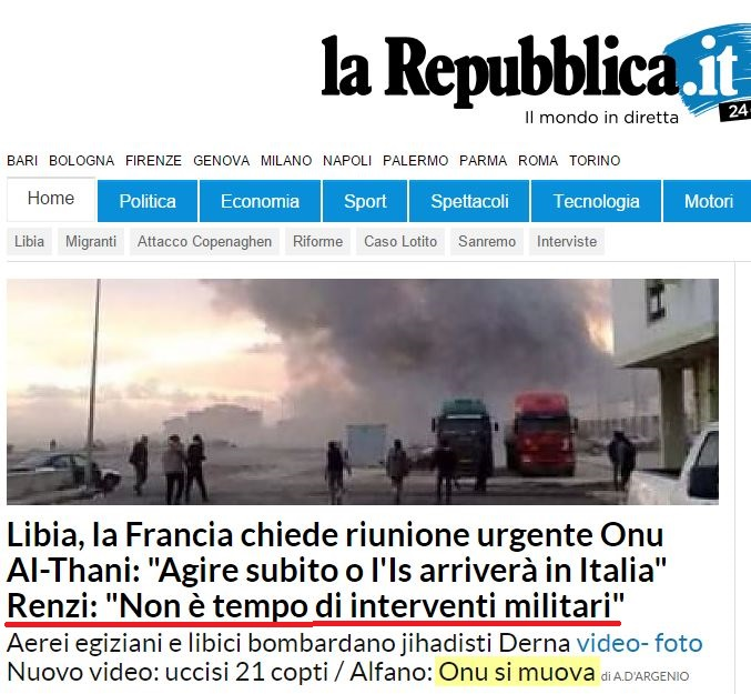 governo isis libia 6
