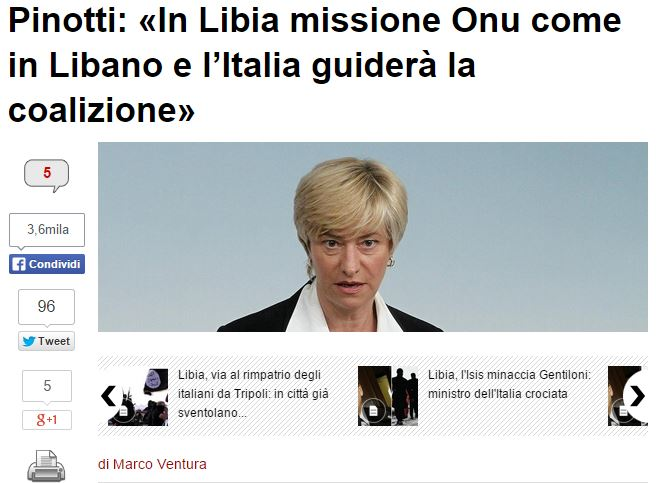 governo libia isis 2