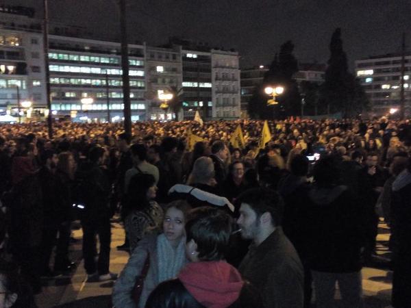 grecia syntagma austerità 5