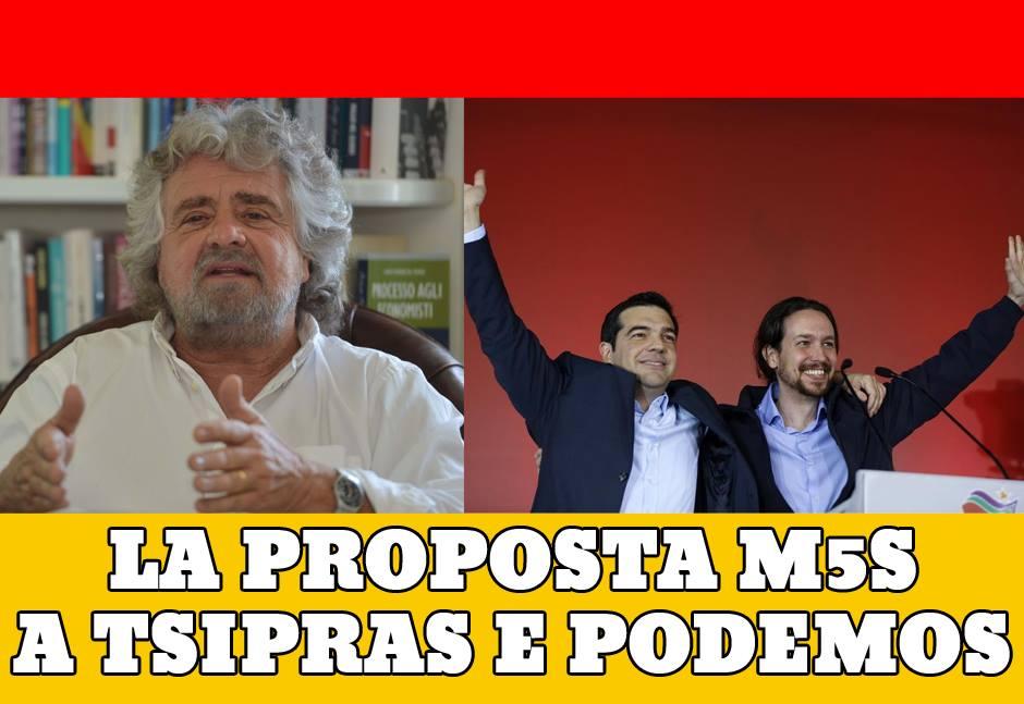 grillo tsipras podemos