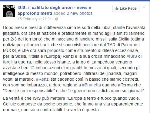 isis il califfato degli orrori libia - 1