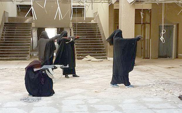 le sorelle jihadiste