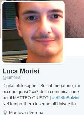 24/7 ad occuparsi di Salvini,   Madre Teresa aveva un compito meno faticoso (fonte: Twitter.com)