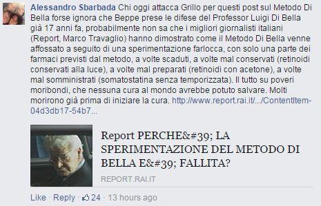 E se lo dicono i migliori giornalisti italiani possiamo dormire tranquilli (via Facebook.com)