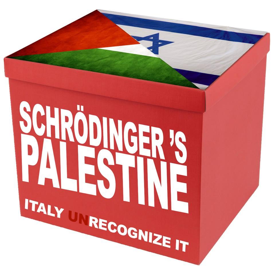 palestina e schrodinger