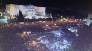 piazza syntagma cop