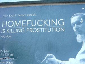 prostituzione - copertina