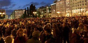 syntagma grecia austerità