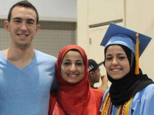 tre musulmani chaper hill shooting