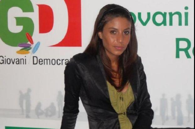 Valentina Spata, all'epoca responsabile giovani PD in Sicilia