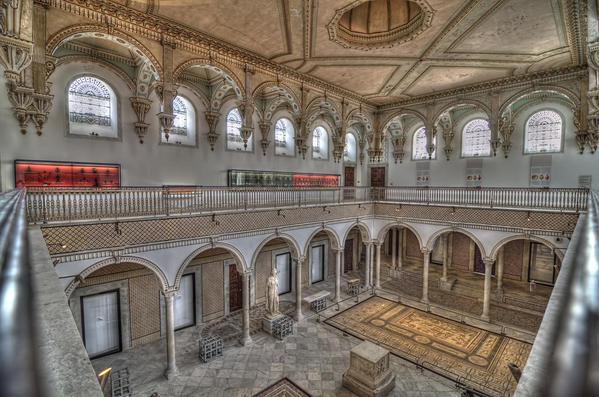 bardo museum museo tunisi