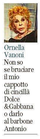 corriere ornella vanoni