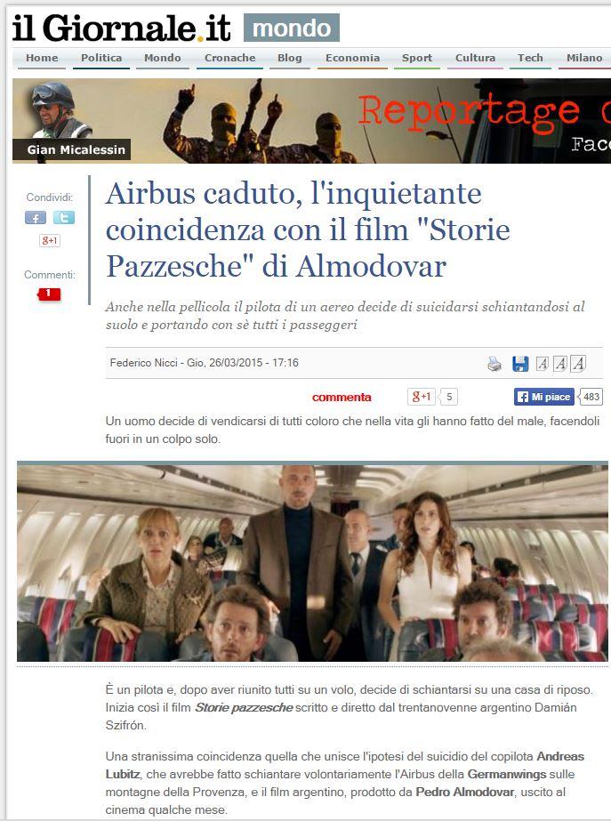 Grande giornalismo italico