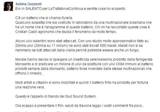 La scoperta di Sabina Guzzanti!! fate girato!1