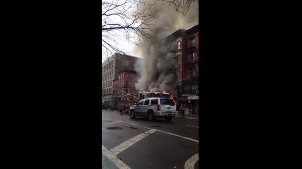palazzo esploso new york