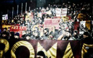roma tifosi contro 12