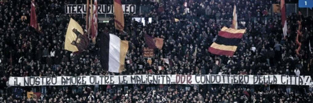 roma tifosi contro