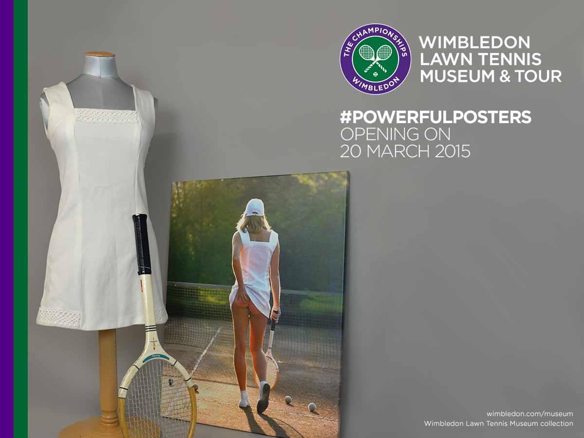 wimbledon poster culo