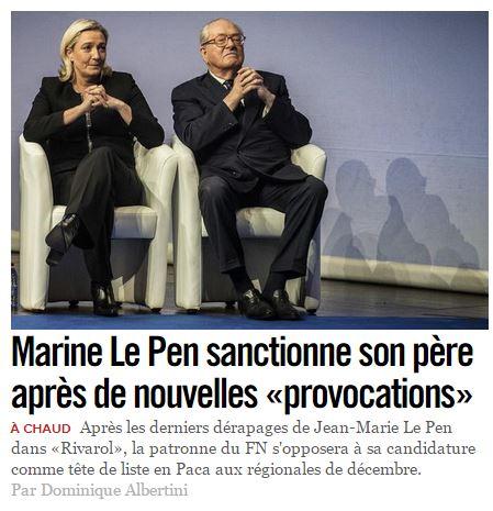 JEAN MARIE MARINE LE PEN 2