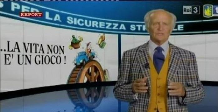 PIETRO CIUCCI ANAS TV