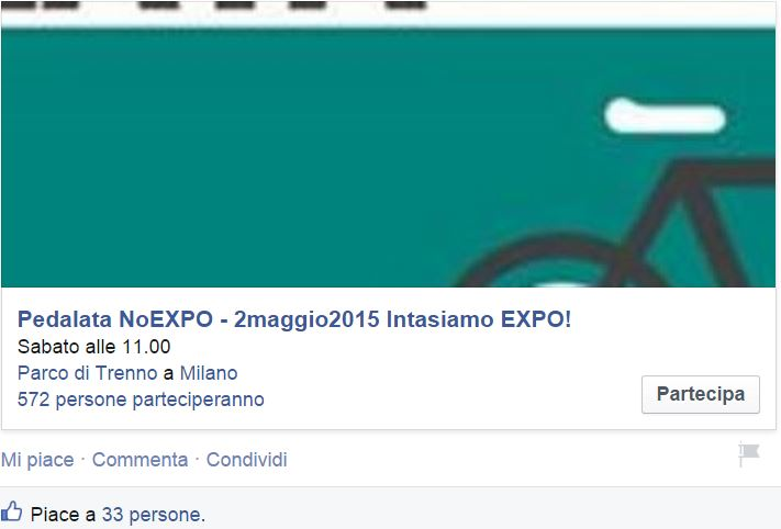 pedalata no expo