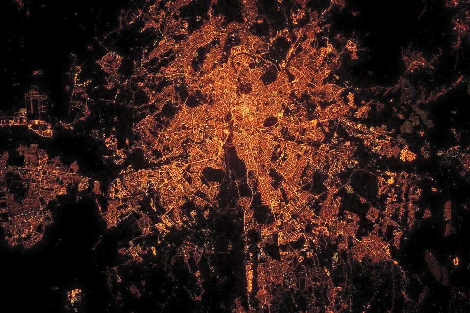 roma cristoforetti spazio