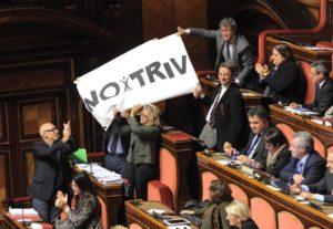sblocca italia senato