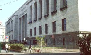 spari palazzo giustizia milano