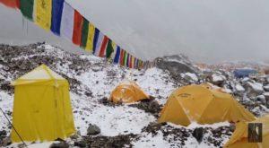valanga everest terremoto nepal