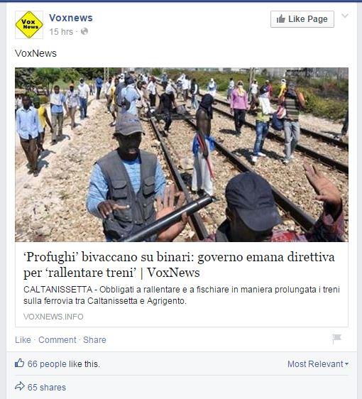 Il Governo emana direttive (per difendere gli immigrati) e gli italiani intanto soffrono!11