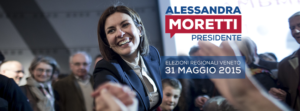ALESSANDRA MORETTI SANITA VENETA LORENZIN