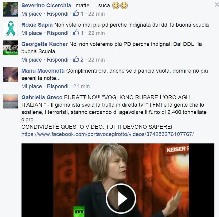 matteo renzi facebook 3