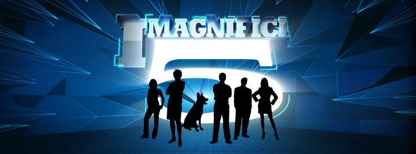 unità cane gunther 6 magnifici cinque