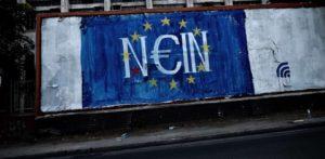 cosa succede italia referendum default grecia