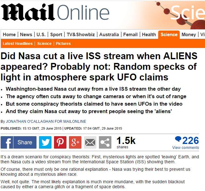 In confronto a Libero e Fatto Quotidiano oggi il Daily Mail sembra il Washington Post