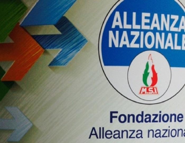 fondazione alleanza nazionale
