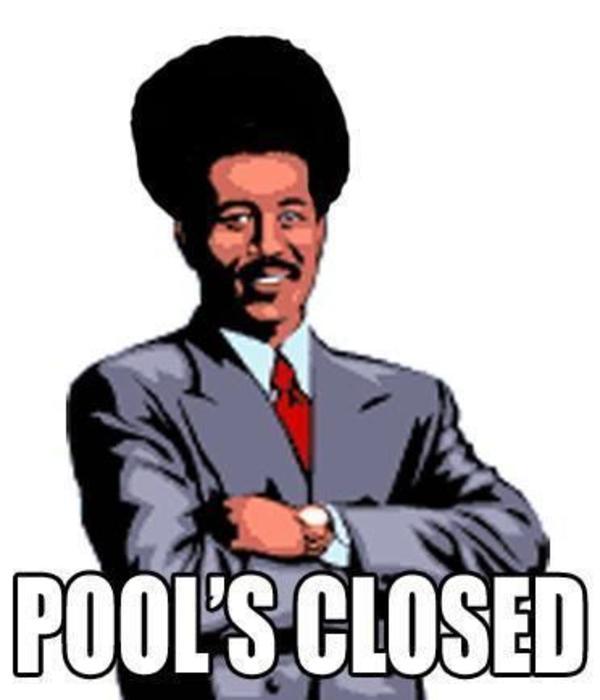 Una volta erano gli avatar afro a far chiudere le piscine, non il contrario