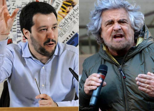 salvini grillo