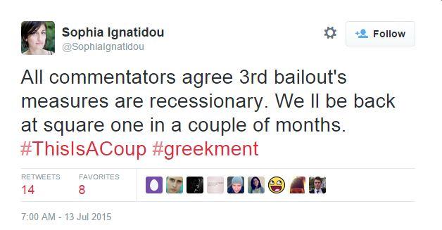 bailout agreekment