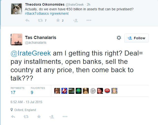 grauction agreekment grecia privatizzazioni