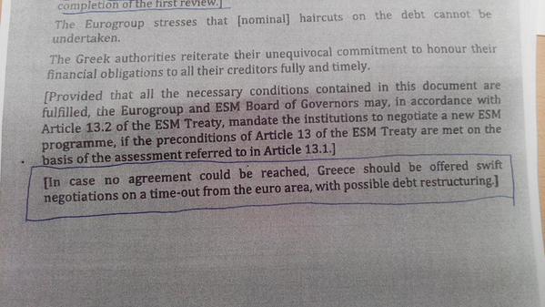 grexit eurogruppo