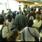 metro roma sciopero bianco