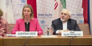 mogherini rouani iran nucleare